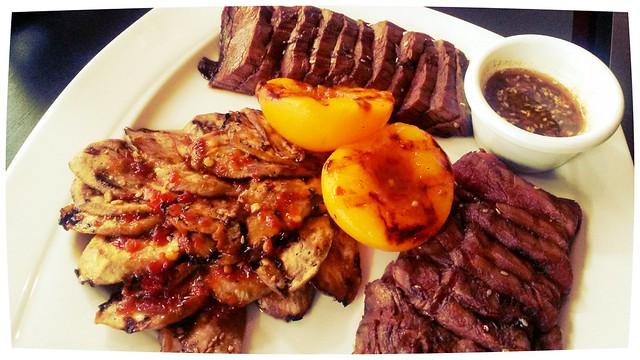 Flank steak - PF Chang's