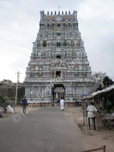 Lalithambiga Temple, Thirumeyachur