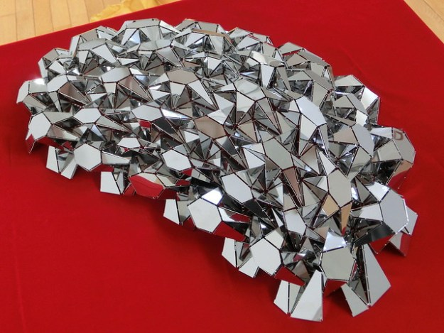 Freeform Origami Tessellation