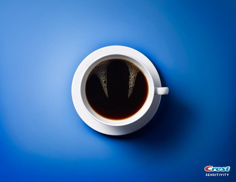 Crest Sensitivity - Coffee