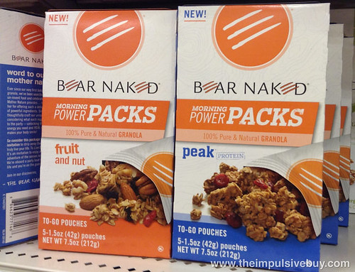 Bear Naked Morning Power Packs