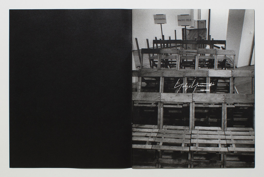 Yohji Yamamoto Pour Homme Lookbook F:W 2000 5