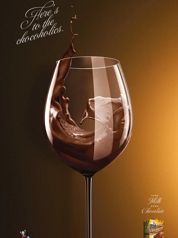 Pia Chocolate - Wine