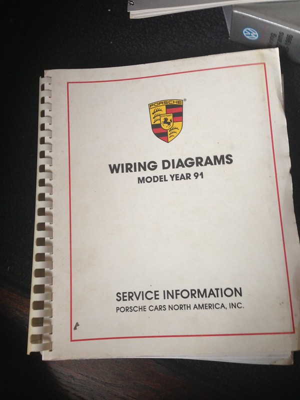 VWVortex - VW/Porsche wiring diagrams and service publications