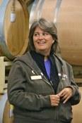 Sandra Oldfield of Oliver's Tinhorn Creek