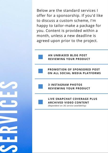 The Wayfarer's Book Media Kit Standard Services