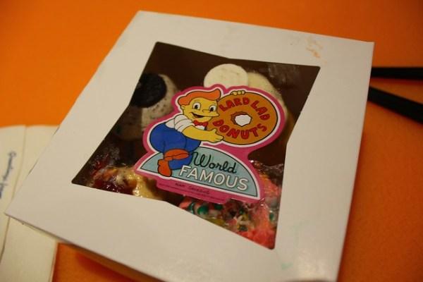 The Simpsons Fast Food Boulevard