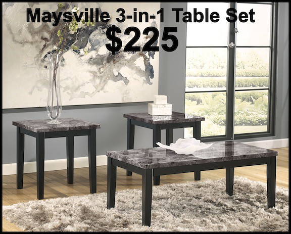 Sofas In Aberdeen Sd Occasional Tables | All American Mattress & Furniture
