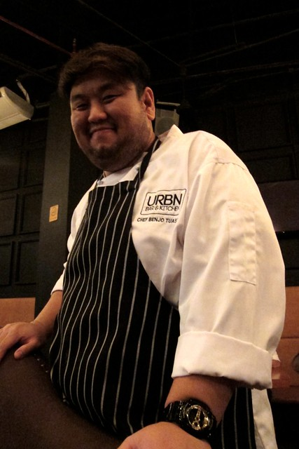 chef Benjo Tuason