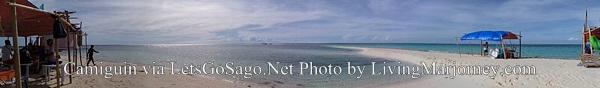 White Sand, Camiguin