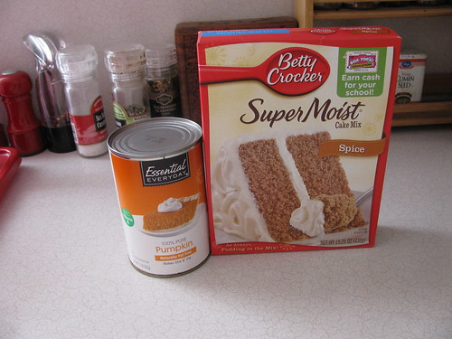 2 Point Pumpkin Spice Muffins