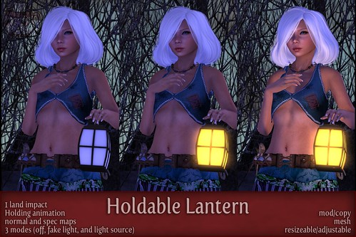 c( TC ) Holdable Lantern (poster) by Sei / {Lemon Tea} / c( Two Cats )