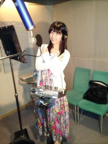 130622 – 原創OVA《ああっ女神さまっ DIVE!LIVE!LOVE!》(幸運女神 DIVE!LIVE!LOVE!)主打『浪情搖滾篇』將在8-23發售!三女神配音照片、海報&預告片一同揭曉! 3
