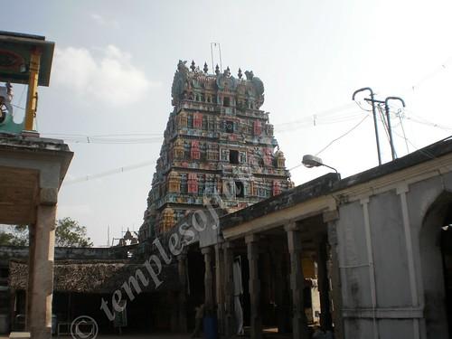 Agneeswarar Temple. Kanjanur