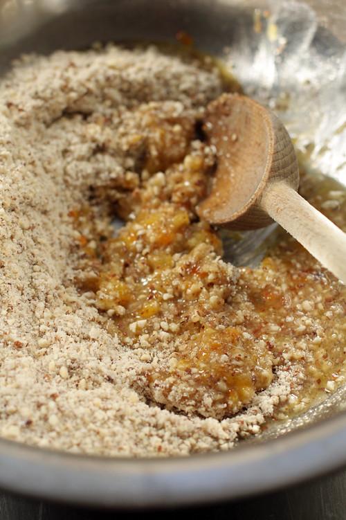 almond batter