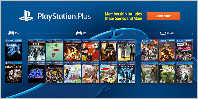 PlayStation Plus Update 11-26-2013