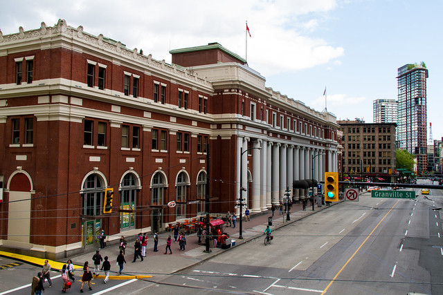 Make A Water Feature Vancouver Icons: Waterfront Station » Vancouver Blog Miss604