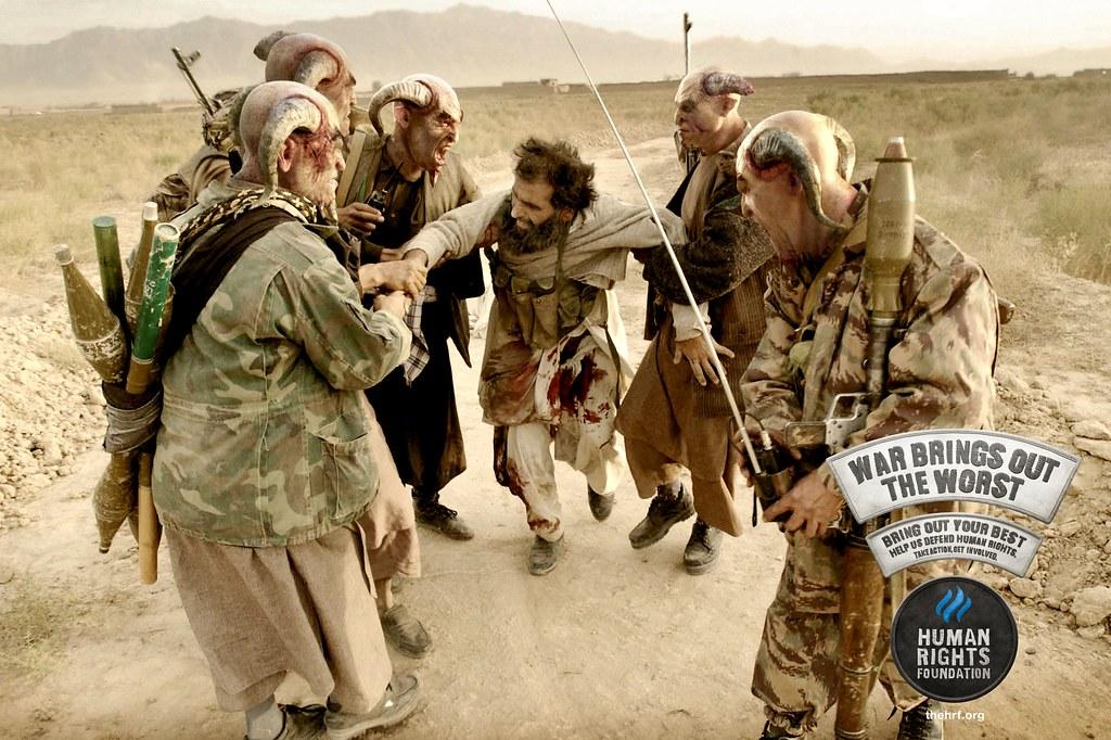 Human Rights Foundation - War 2