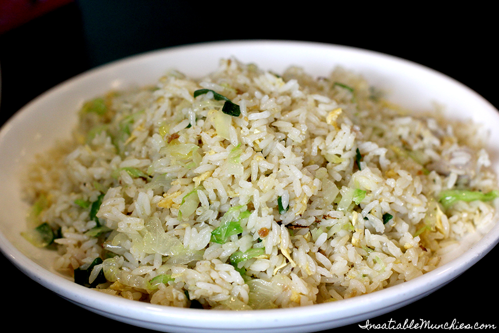 Chicken and Salted Fish Fried Rice