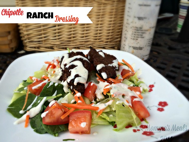 Chipolte Ranch Dressing (6)