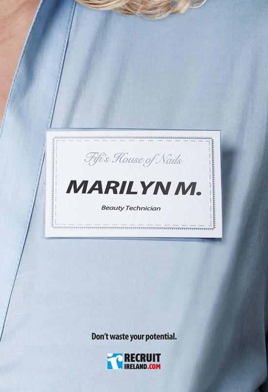 Recruit Island - Marylin M