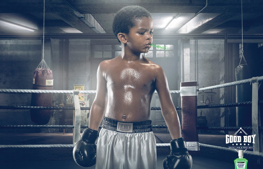 Lizterine Kids - Good Boy Boxer