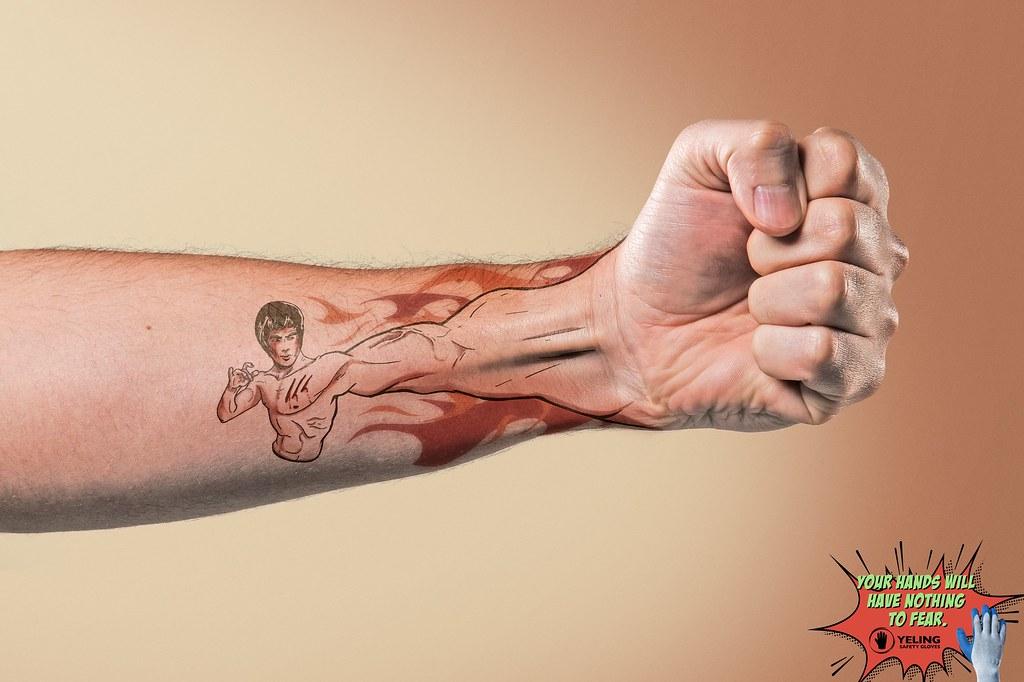 Yeling - Bruce Lee