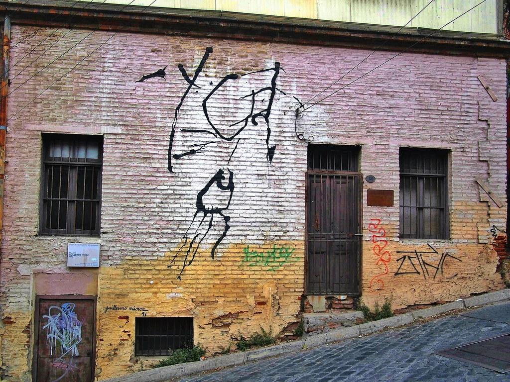 Old Street Art