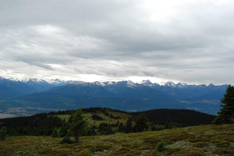 Caribou Mountain Range
