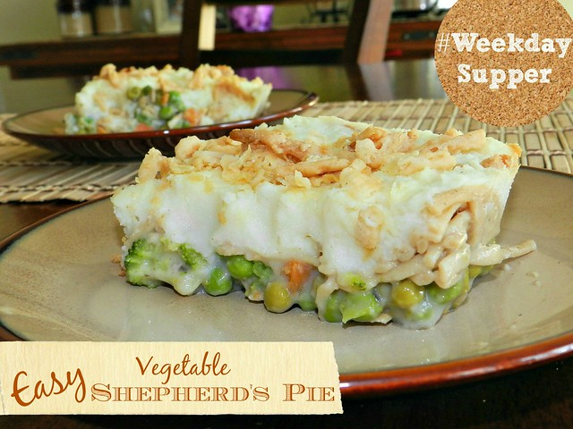 Easy Vegetable Sheppard's Pie