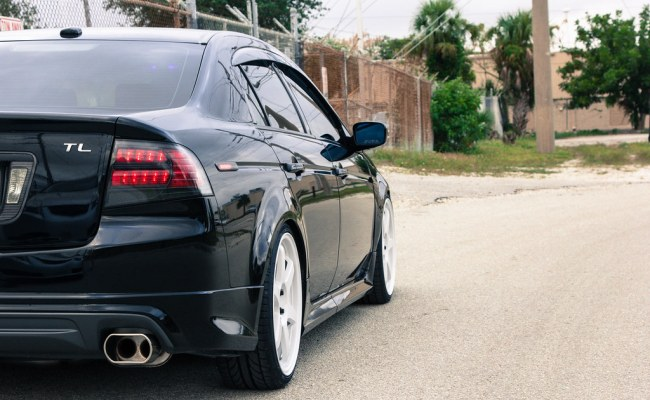 origin 2004 Acura Tl Tire Size