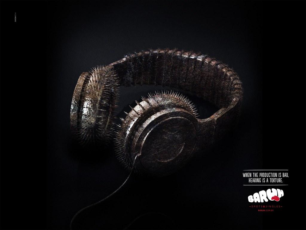 Baruh - Torture HeadPhones