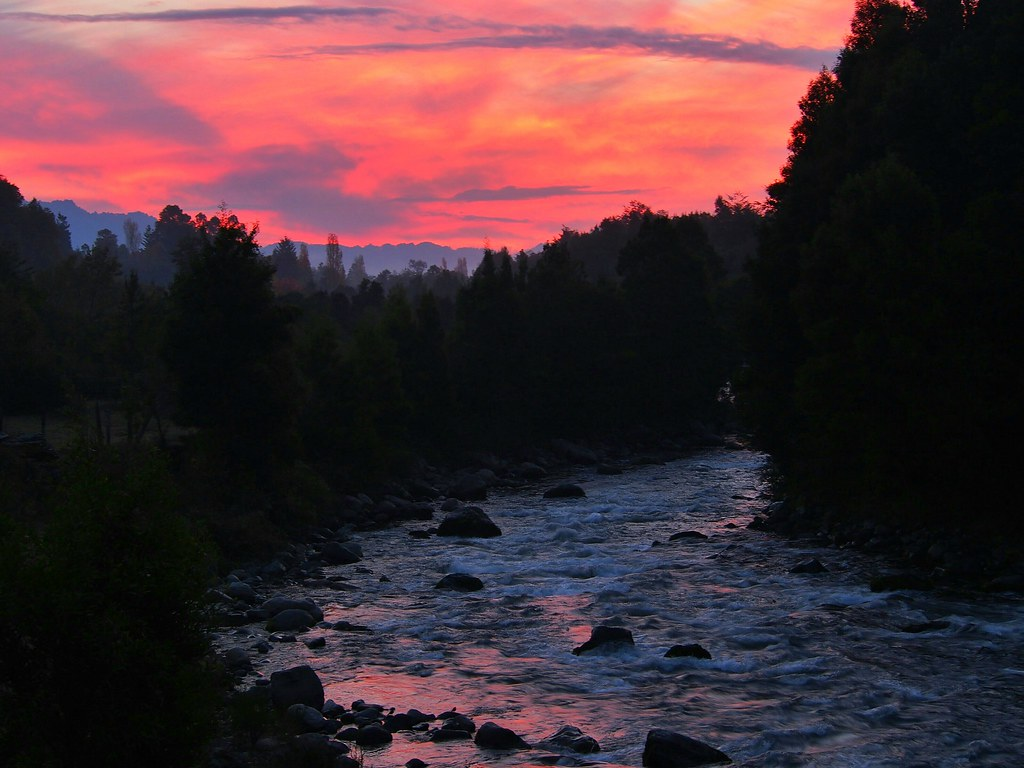 National Park Villarica