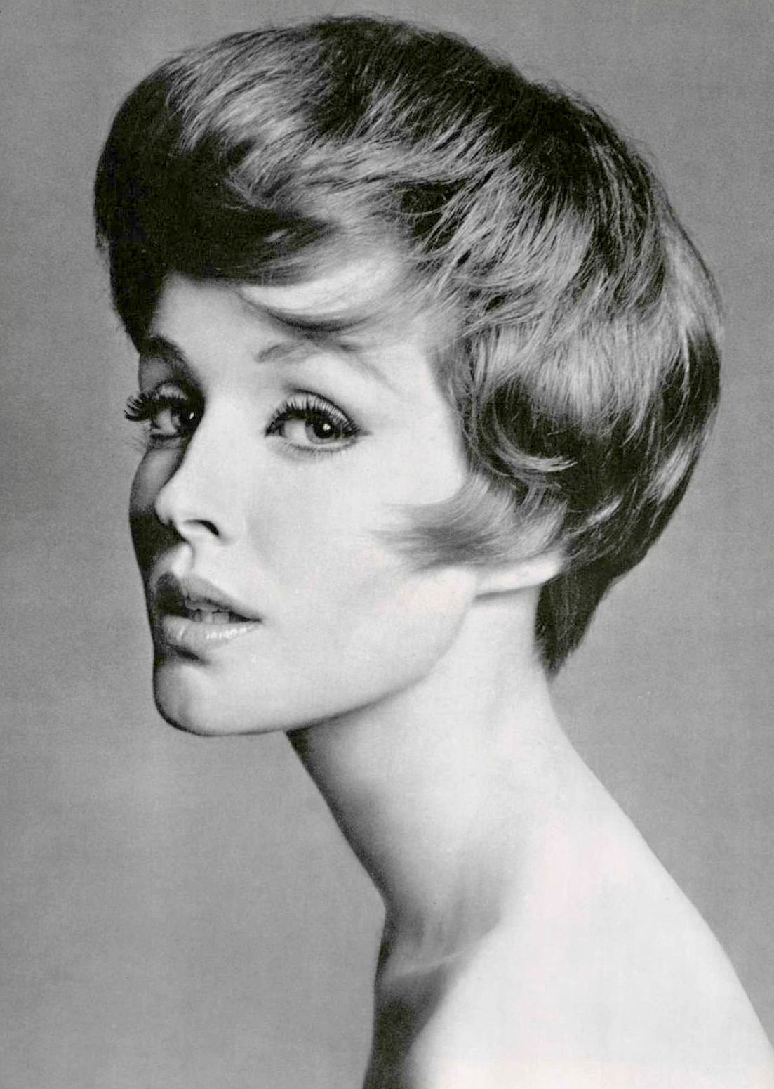 Coiffure 1960 Model 39s Coiffure By Guillaume Photo By Pottier 1960