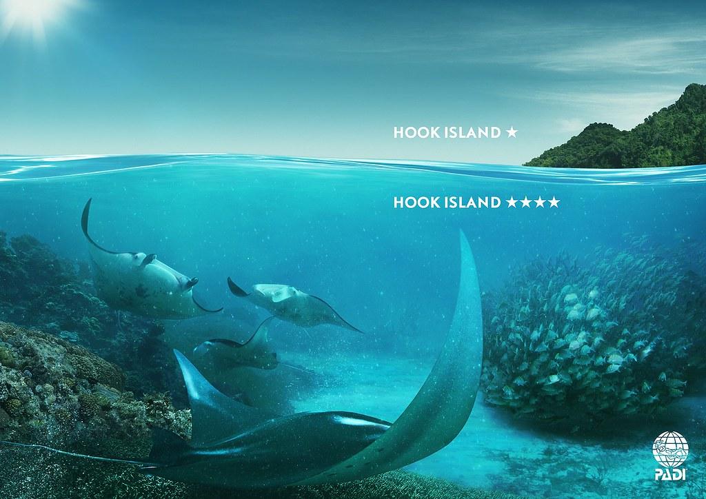 Padi - Hook Island