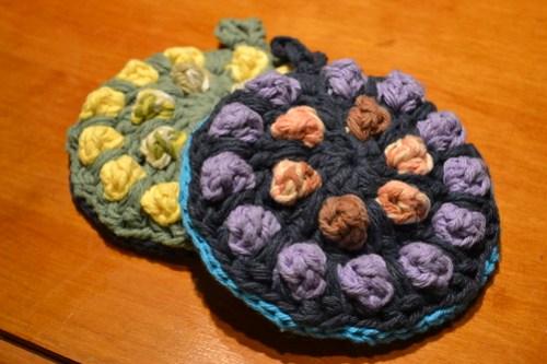 FO: Kitchen crochet