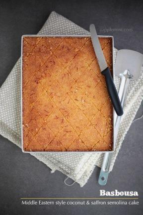 Saffron-Semolina-Cake-