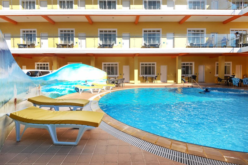awesome hotel san juan la union / ©Ênikka corsino