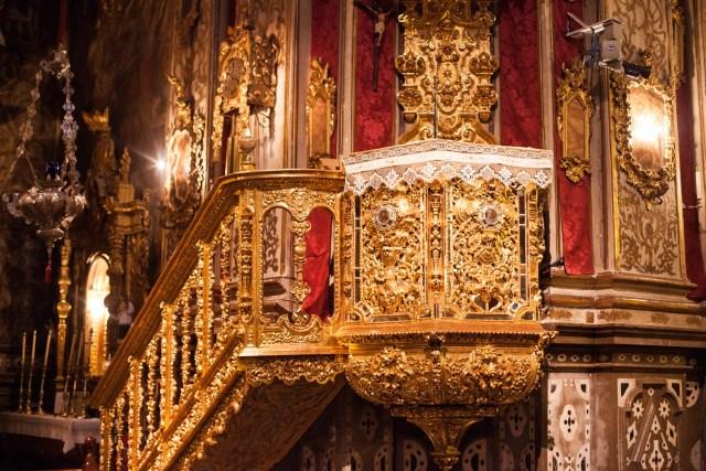 basilica de san juan de dios, granada
