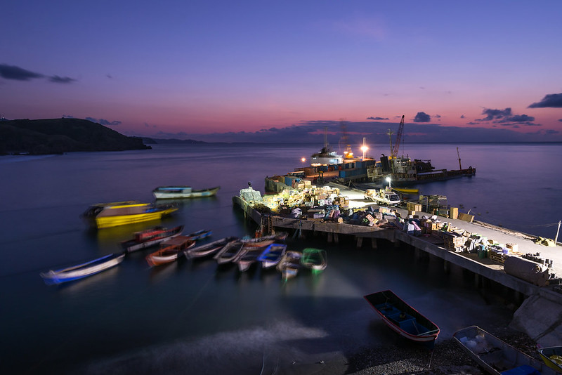 Basco Port, Basco, Batanes © Owen Ballesteros