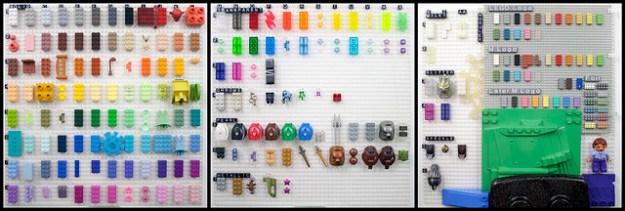 Lego Colors