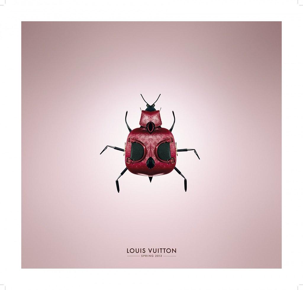 Louis Vuitton Spring 2013 - Bugs 6