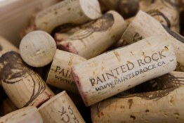 Painted Rock Corks