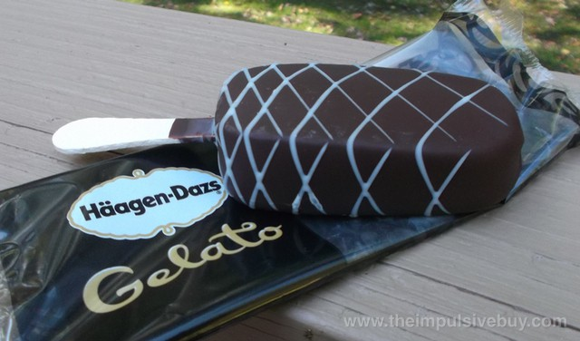 Ha?agen-Dazs Tiramisu Dark Chocolate Gelato Bars 3