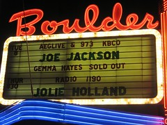 Gemma Hayes / Joe Jackson