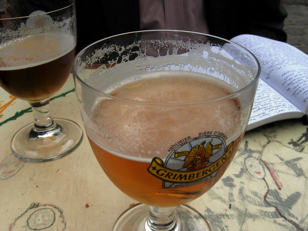 Farmhouse Drinking Glasses The World 39s Newest Photos Of Drink And Grimbergen Flickr