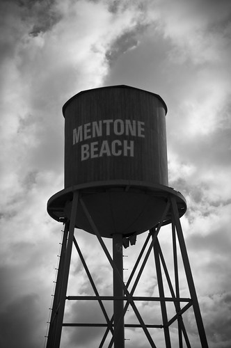 Mentone, California - Water Tower