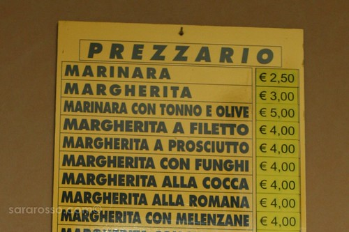 Unbelievable Prices at from Di Matteo Pizzeria, Naples