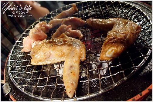 [樹林。吃到飽]*野宴日式炭火燒肉 Yukis Life by yukiblog.tw