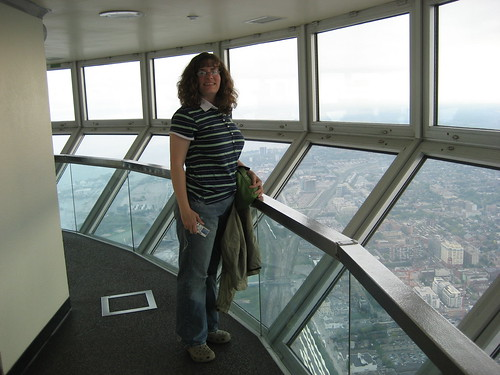 Skypod Deck, CN Tower
